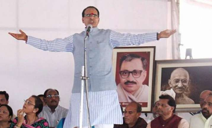 Shivraj Chouhan, holding the CM's post since 2005, will