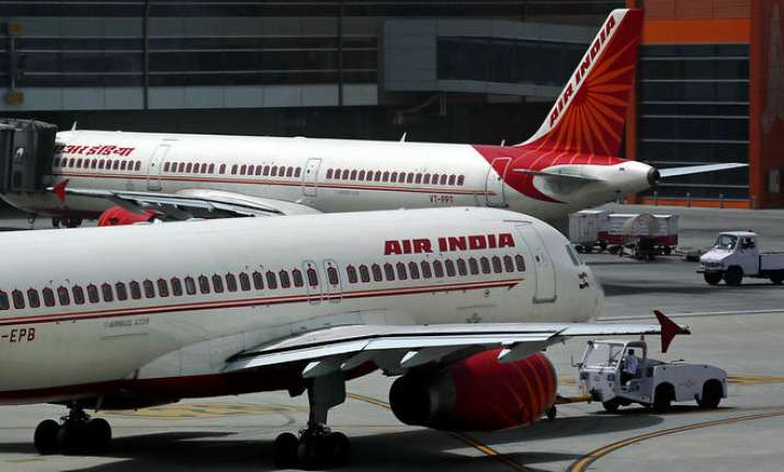 Air India flights grounded at IGI airport