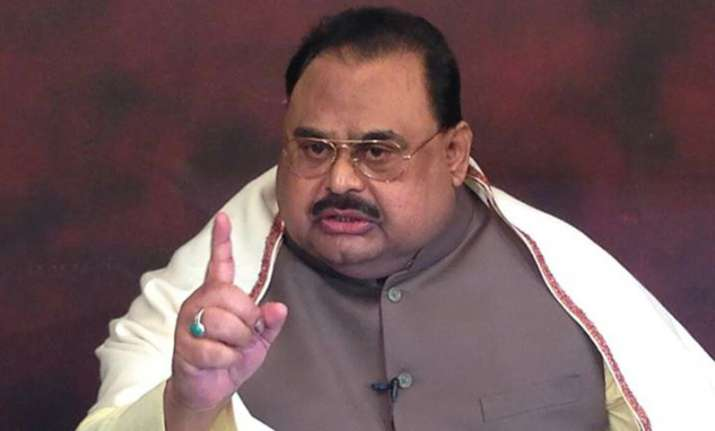 Altaf Hussain, 65, requested asylum in the 1990s and later