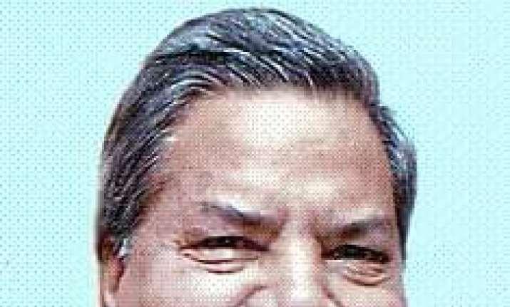 Ex-BJP MP Rajnath Singh Surya