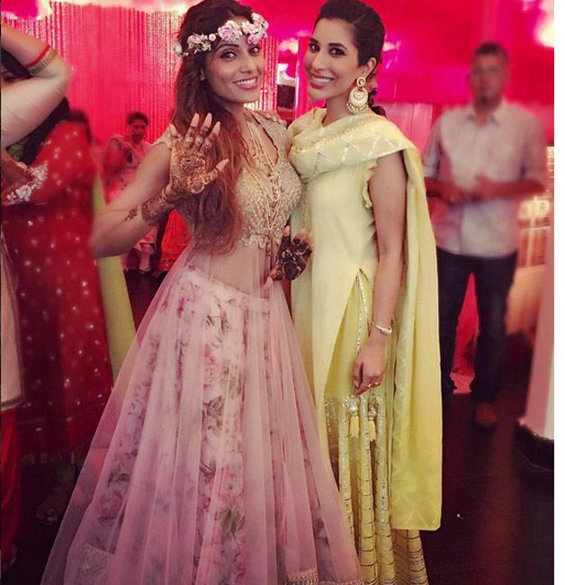 Wedding Poses With Parents: Happy Affair: Inside Karan Singh Grover And Bipasha Basu's