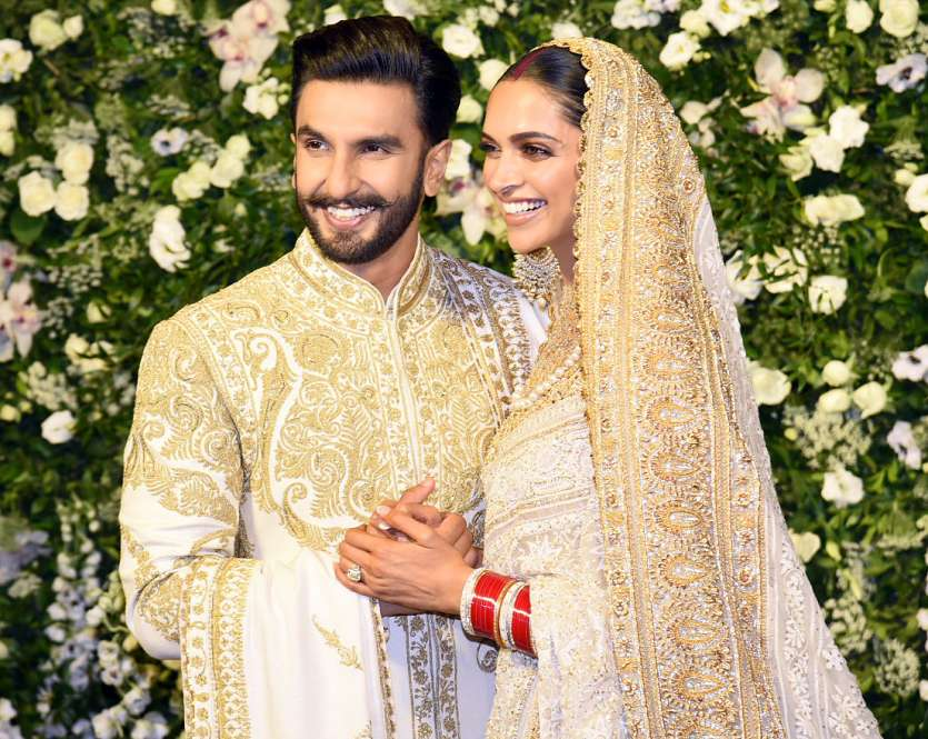 Photo Gallery: Newlyweds Deepika Padukone, Ranveer Singh ...