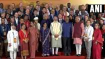 Prime Minister Narendra Modi interacted with foreign