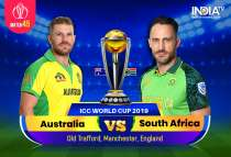 Australia vs South Africa, Live Cricket Streaming, 2019 World Cup