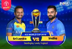 India vs Sri Lanka on Hotstar, Star Sports, DD Sports, Channel Eye, WOrld Cup IND vs SL