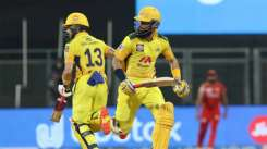 Faf du Plessis and Moeen Ali