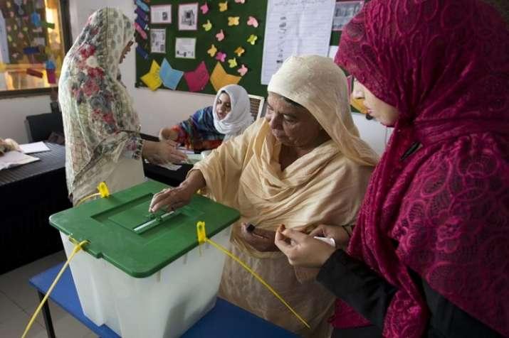 Causalties in suicide blast, poll-related violence across Pakistan