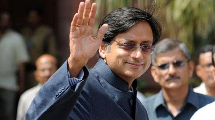 Congress, Shashi Tharoor