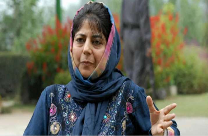 Mehbooba resigned as chief minister on June 19 after the