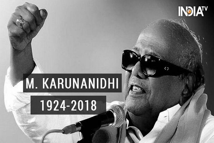 Karunanidhi Death: Kalaignar passes away at 94; Here's what