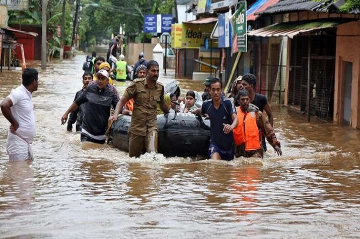 Saying that the deluge posed a huge setback to the economy,