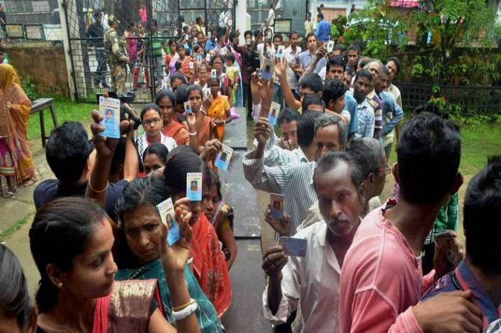 The first draft of the NRC for Assam was published on