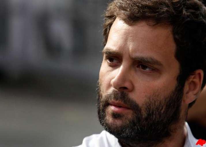 Rahul Gandhi- File photo