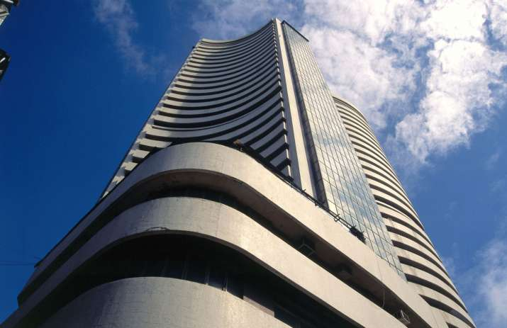 Bombay Stock Exchange- File Pic