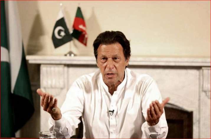 Imran Khan- File photo