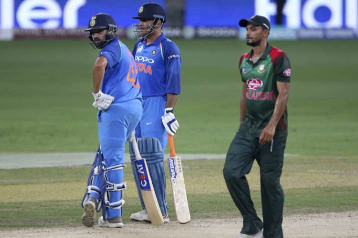 India and Bangladesh will meet in the Asia Cup final on