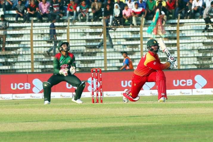 Bangladesh vs Zimbabwe ODI series