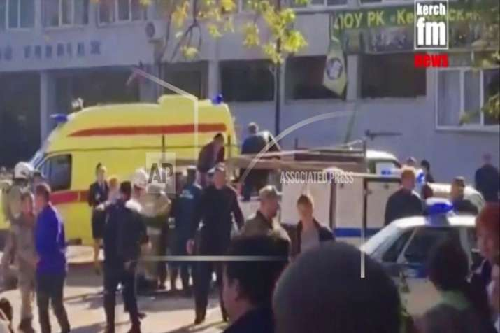 Crimea college attack