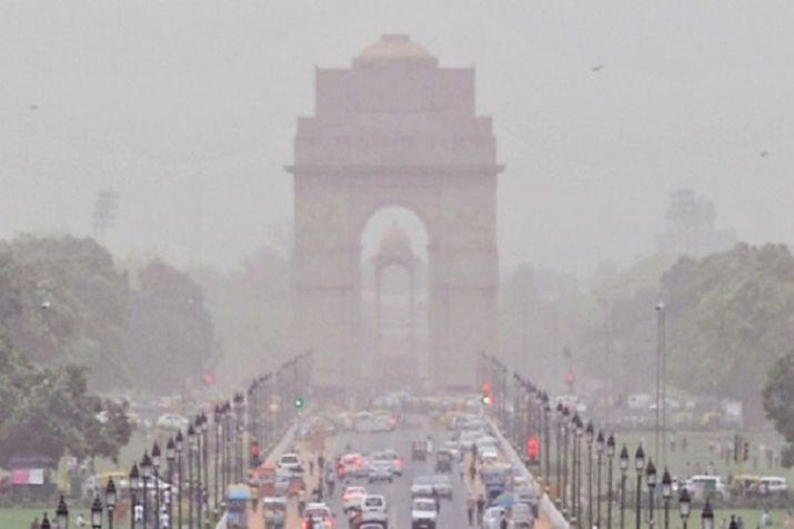 Delhi air quality remains poor as thick haze engulfs capital
