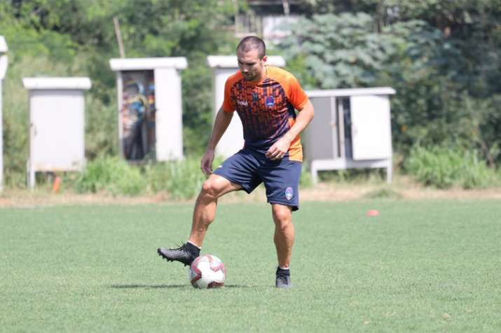 Delhi Dynamos new signing Adria Carmona all set to make his debut against FC Pune City
