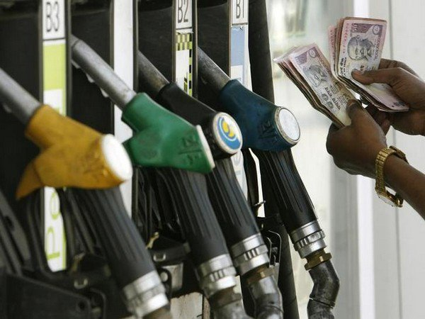 The revised rates of petrol and diesel in the national