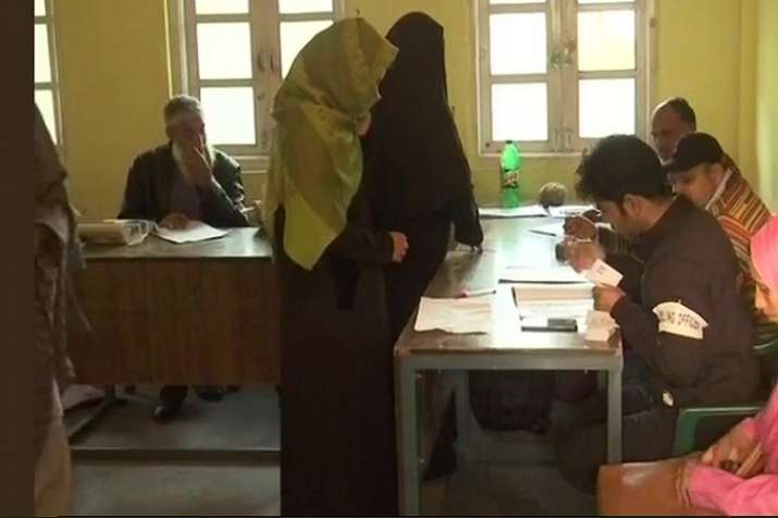 Jammu and Kashmir Urban Local Body Elections LIVE: A