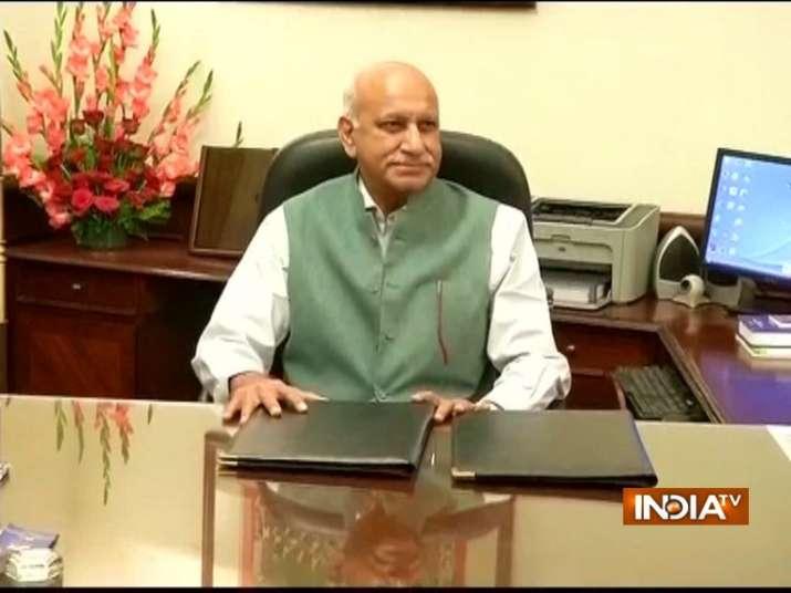 MJ Akbar resigns Latest news, #MeToo Controversy