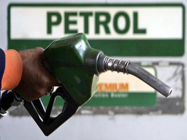 The revised rates of petrol in Delhi stood at Rs