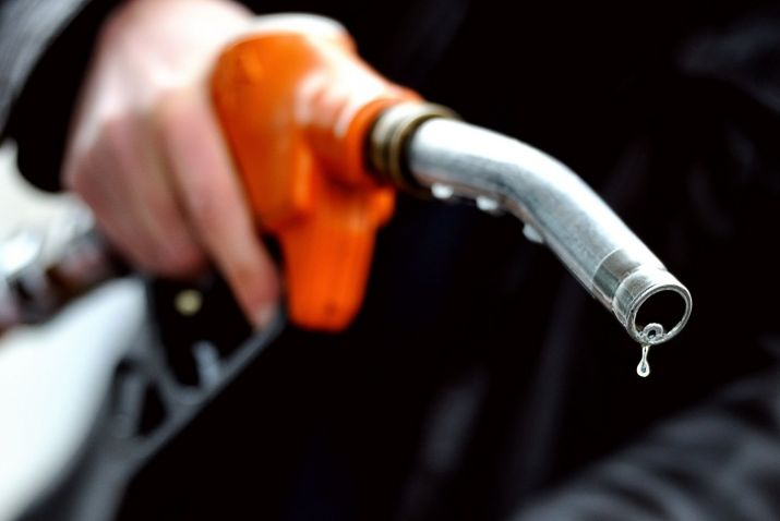 Petrol prices in Delhi were slashed to Rs 81.10 from