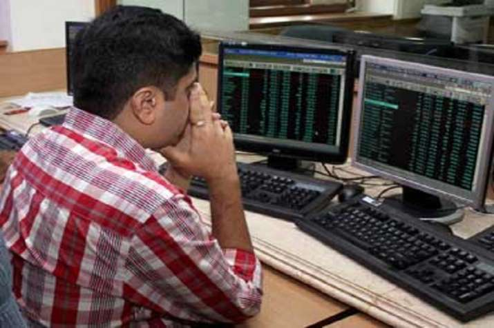 The broader Nifty slipped below the 10,200-mark by tumbling