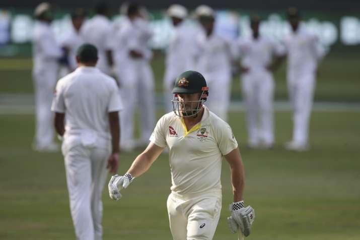 Pakistan vs Australia 2018