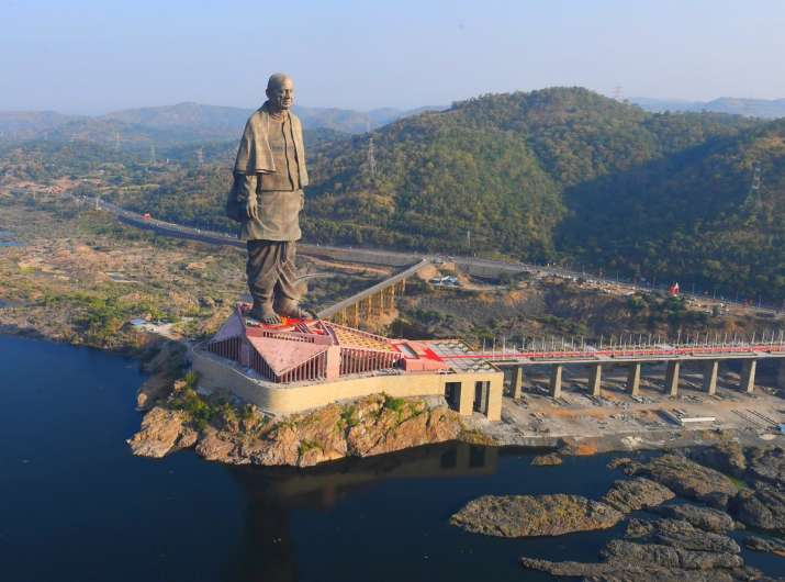 Statue of Unity Inauguration: Have a look at 10 world's tallest statues