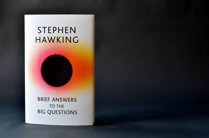 'There is no God': Stephen Hawking's last book gives brief