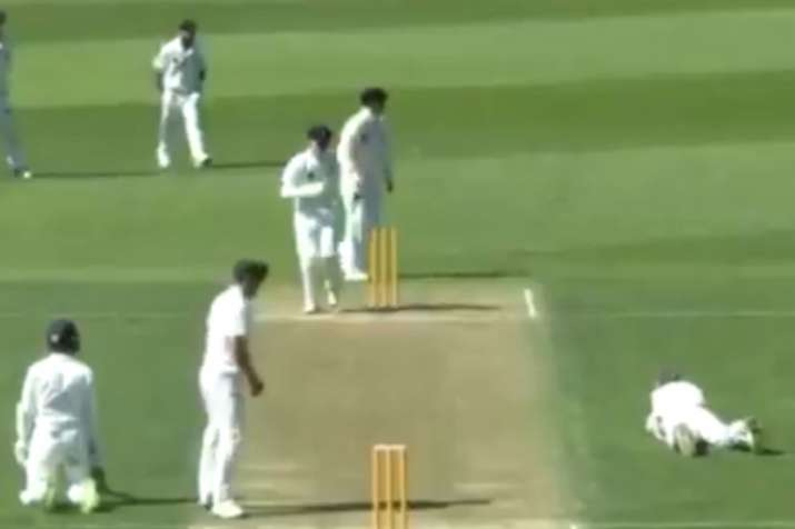 Azhar Ali comedy run out