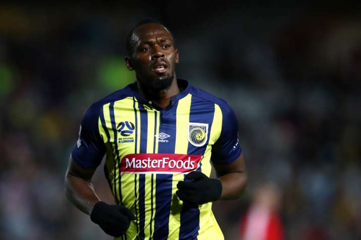 Usain Bolt to get start in trial game for soccer club in Australia