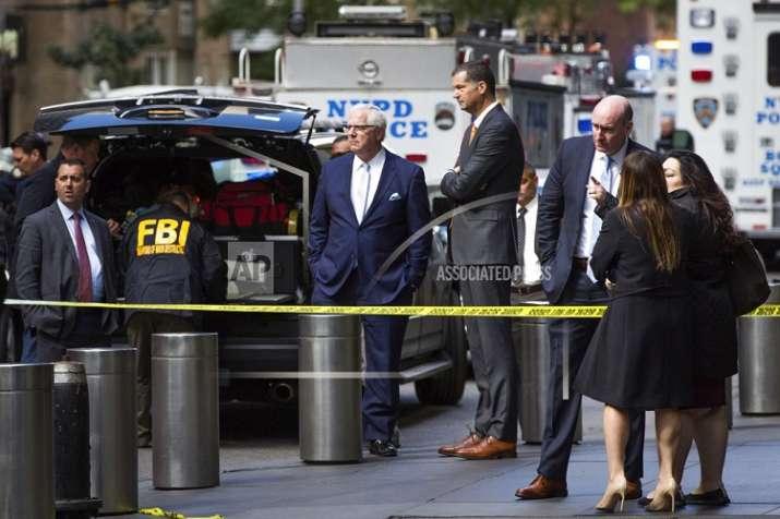 NYPD Deputy Commissioner of Intelligence & Counterterrorism