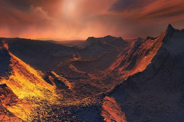 The planet, known as Barnard's Star b, is the second