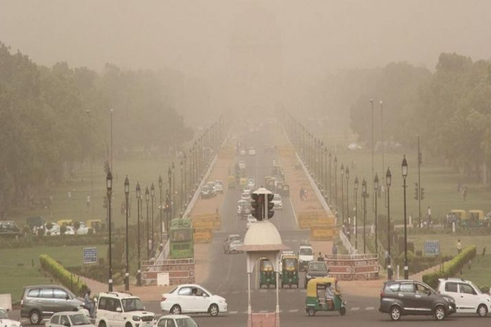 Authorities said the AQI of Delhi would remain in the upper