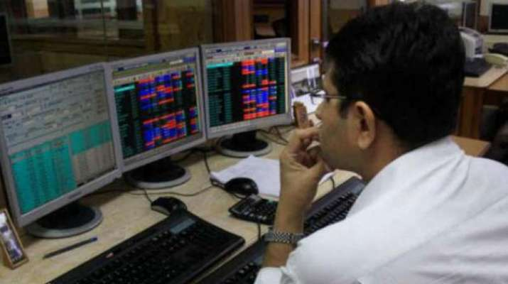The NSE Nifty too witnessed similarmovement,and was