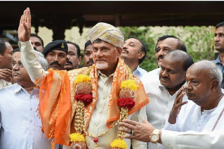 Post meeting, Naidu said that the mood of the nation was
