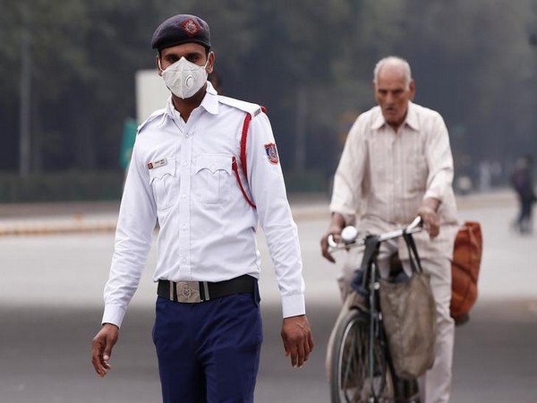 The overall air quality index (AQI) of Delhi was recorded