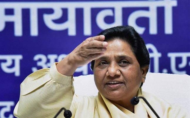 BSP Supremo Mayawati/File Image