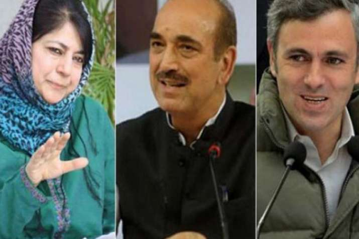 jammu and kashmir mehbooba mufti pdp congress national conference govt