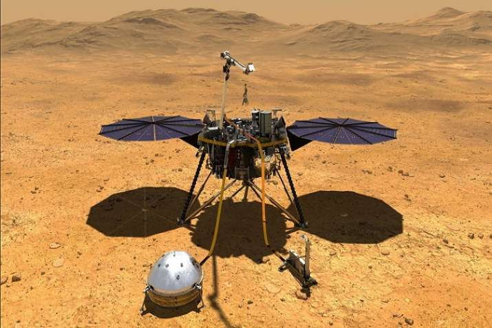 mars rover insight photos - photo #2