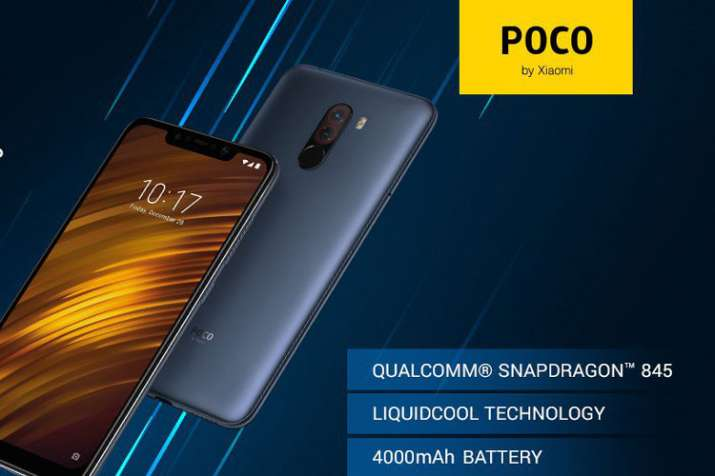 Poco F1 now gets flat Rs 4000 limited period discount
