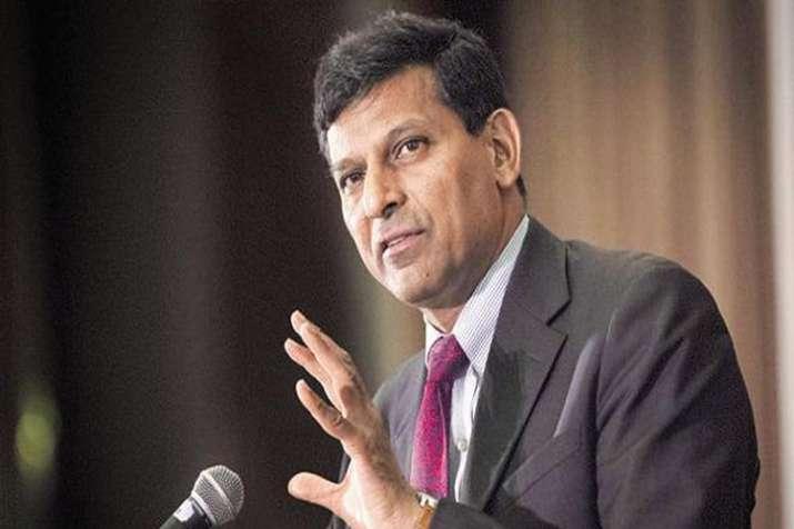 Former RBI Governor Raghuram Rajan