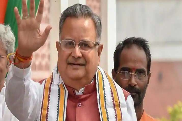 Lashing out at the Congress scion, CM Raman Singh said that