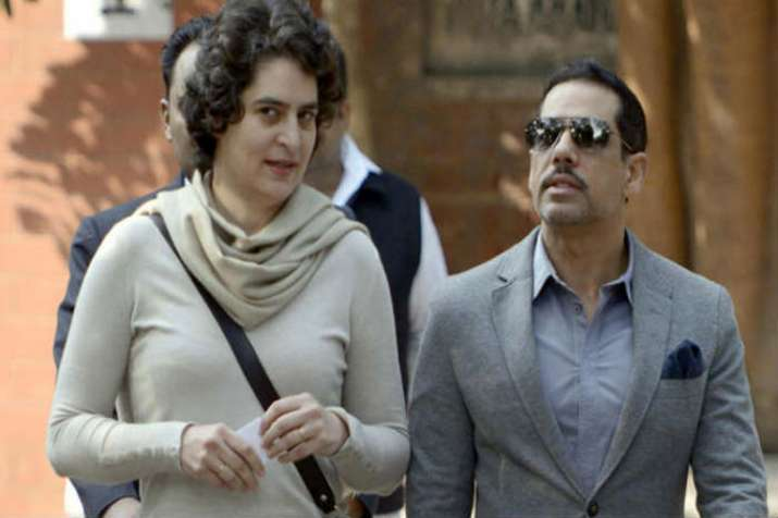 Vadra is embroiled in another similar case in Gurugram