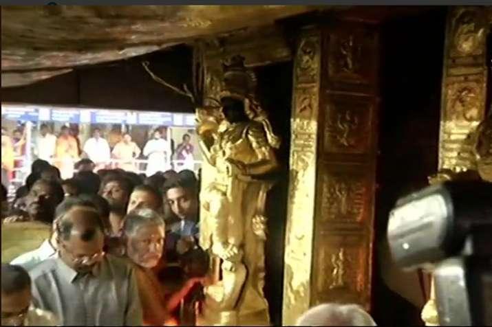 Temple opens for 62-day long Mandala Pooja-Magaravilaku