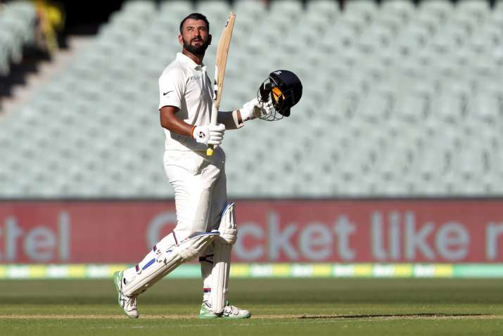 Cheteshwar Pujara's first innings is a blueprint for Adelaide Test, says Travis Head